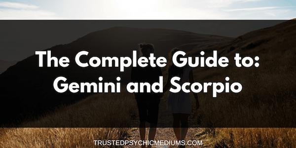 Gemini and Scorpio Compatibility – The Definitive Guide