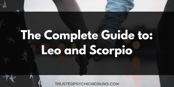 Leo and Scorpio Compatibility – The Definitive Guide