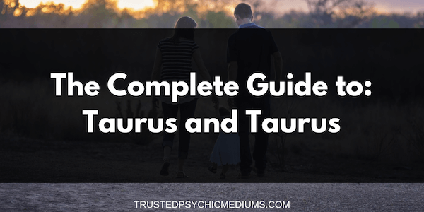 Taurus and Taurus Compatibility – The Definitive Guide