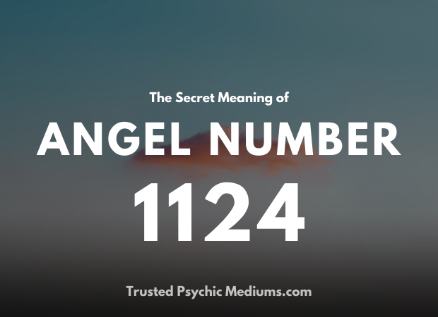 Angel Number 1124 and its Meaning