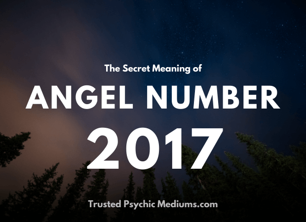 Angel Number 2017 and its Meaning