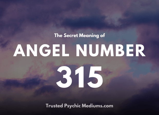 Angel Number 315 and its Meaning