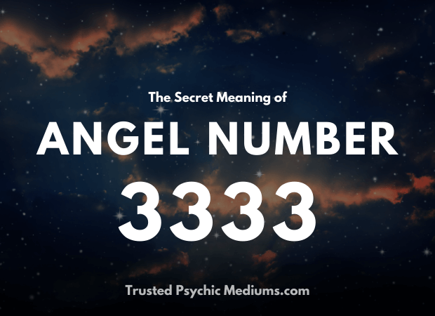Angel Number 3333 and its Meaning