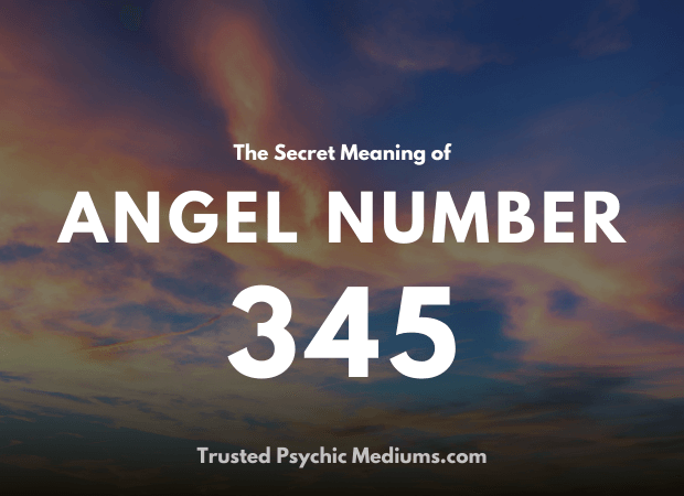 Angel Number 345 and its Meaning