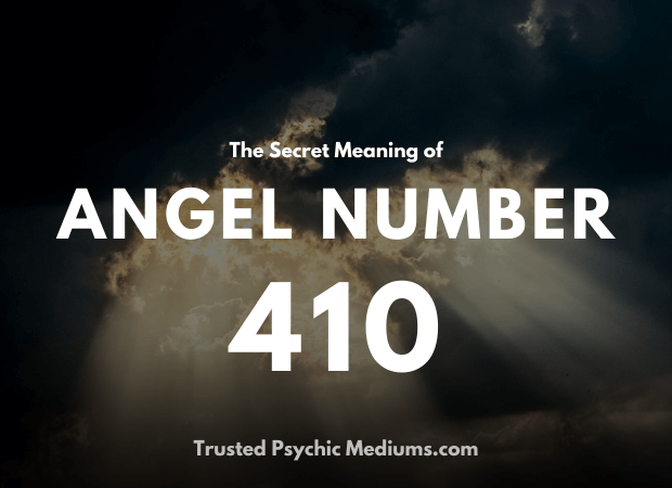 Angel Number 410 and its Meaning