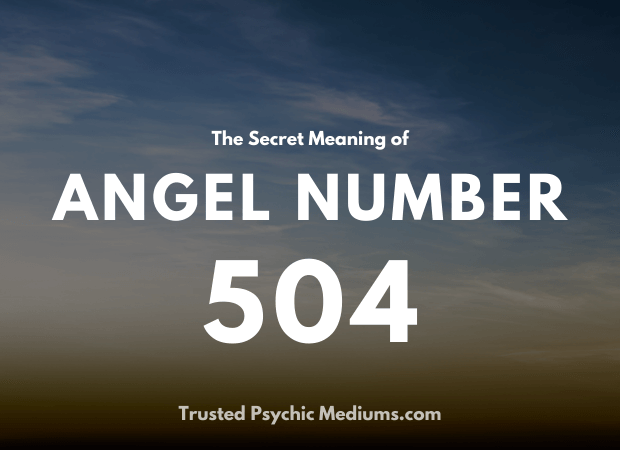 Angel Number 504 and its Meaning
