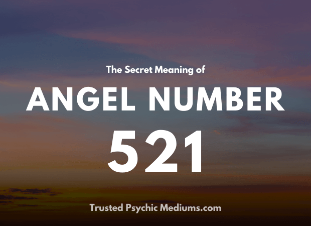 Angel Number 521 and its Meaning