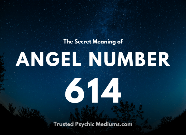 Angel Number 614 and its Meaning