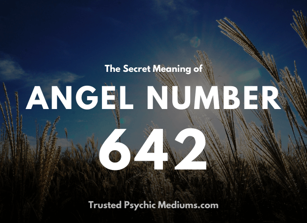 Angel Number 642 and its Meaning