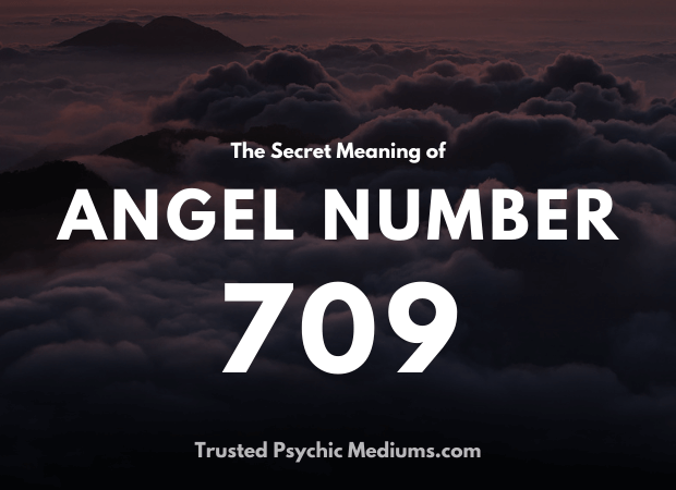 Angel Number 709 and its Meaning