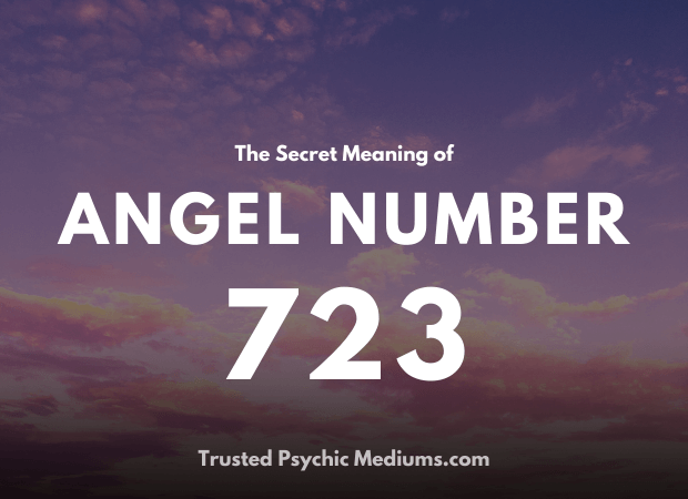 Angel Number 723 and its Meaning