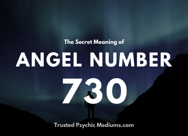 Angel Number 730 and its Meaning