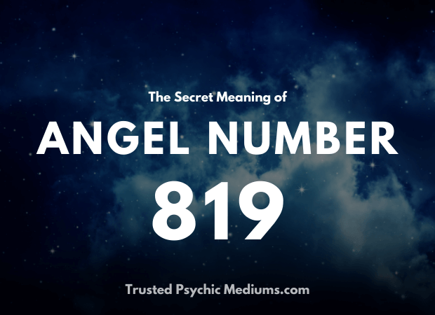 Angel Number 819 and its Meaning