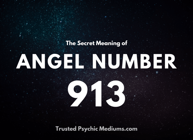 Angel Number 913 and its Meaning