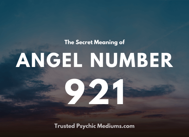 Angel Number 921 and its Meaning