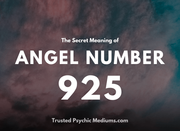 Angel Number 925 and its Meaning