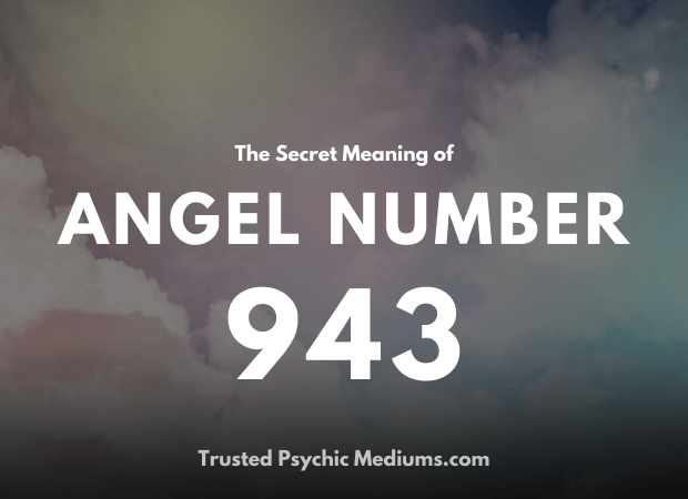 Angel Number 943 and its Meaning