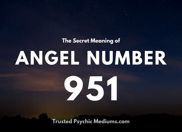 Angel Number 951 and its Meaning