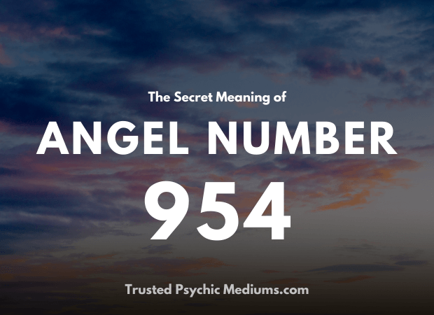 Angel Number 954 and its Meaning