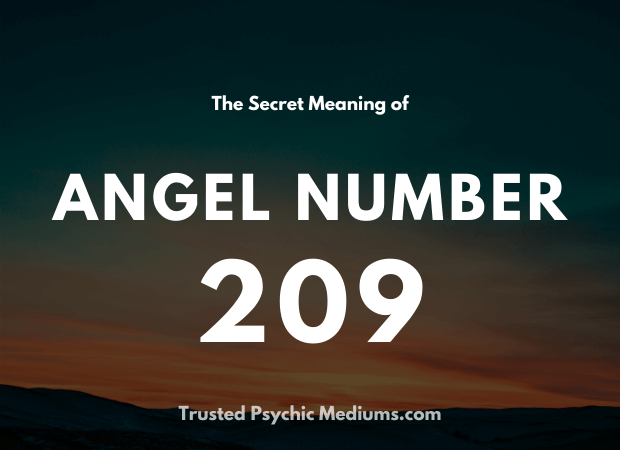 Angel Number 209 and its Meaning