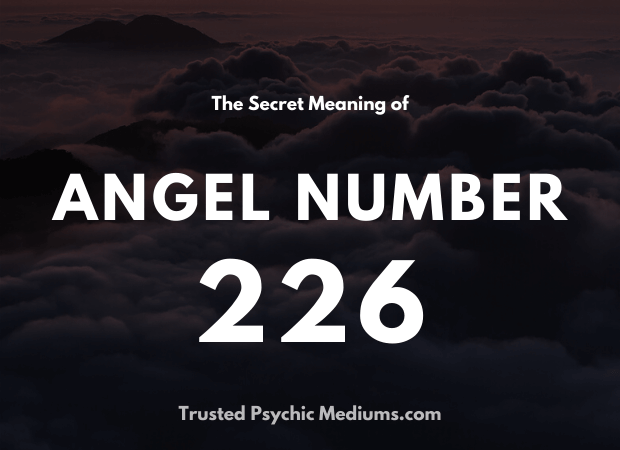 Angel Number 226 and Its Meaning
