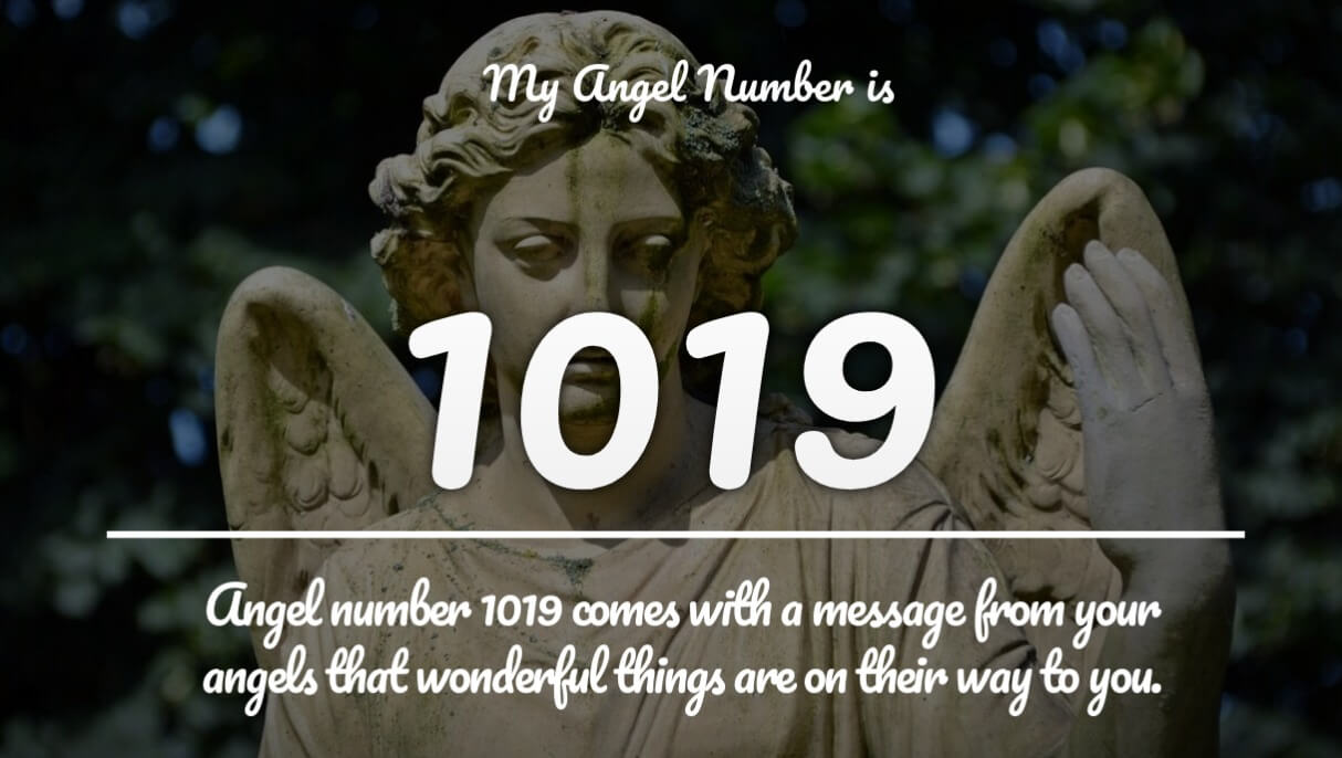 Angel Number 1019 and its Meaning
