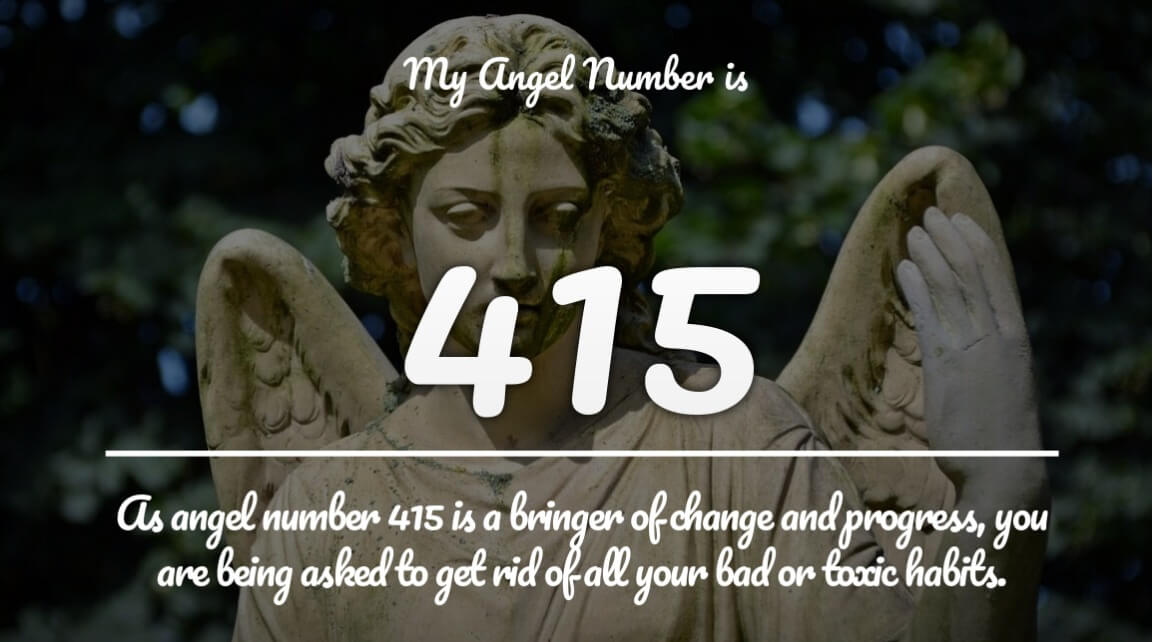 Angel Number 415 and its Meaning