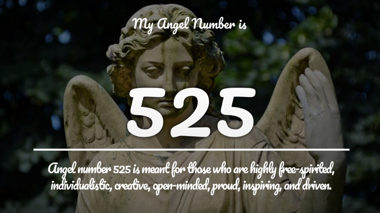 Angel Number 525 and its Meaning