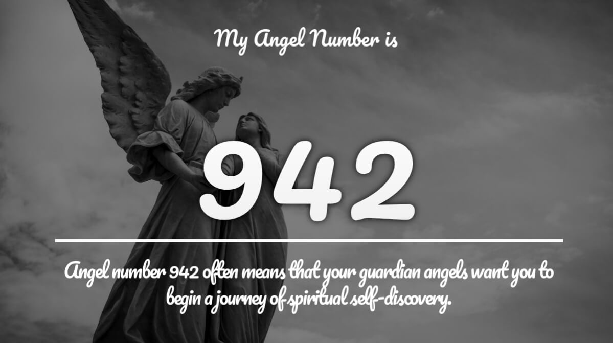 Angel Number 942 and its Meaning