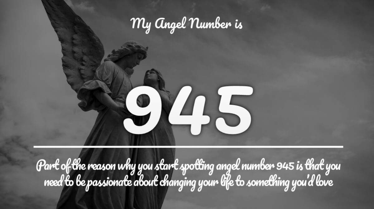Angel Number 945 and its Meaning