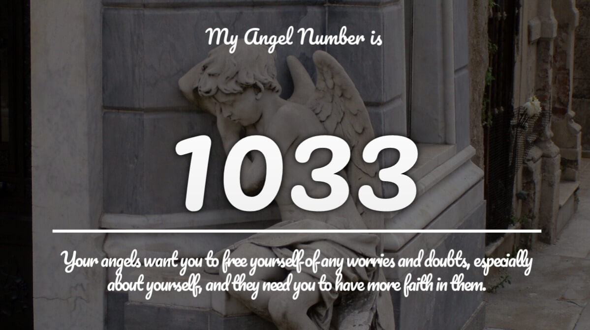Angel Number 1033 And Its Meaning
