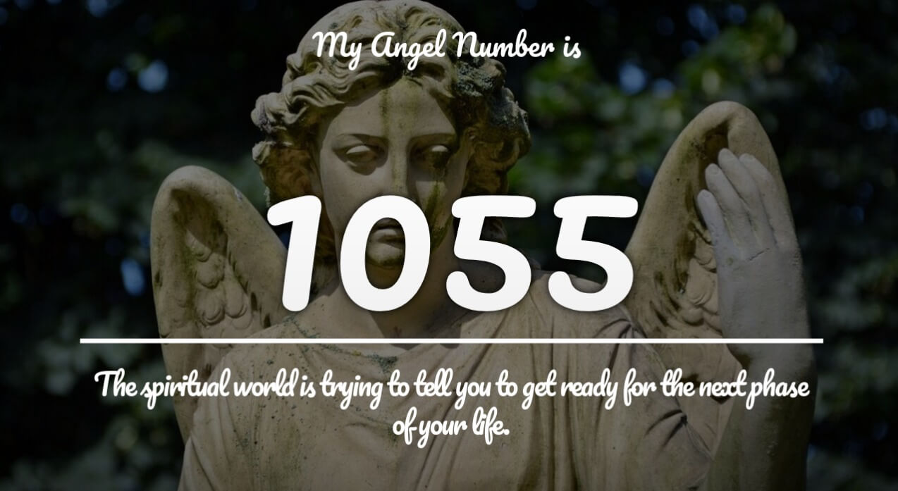Angel Number 1055 Meaning