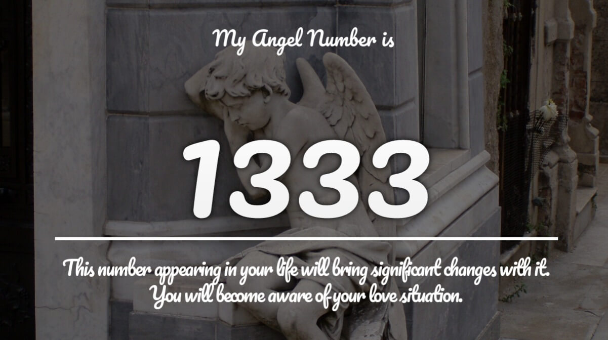 Angel Number 1333 And Its Meaning
