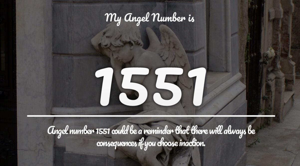 Angel Number 1551 And Its Meaning