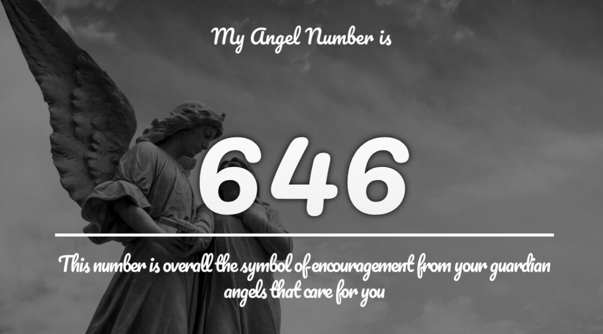 Angel Number 646 Meaning