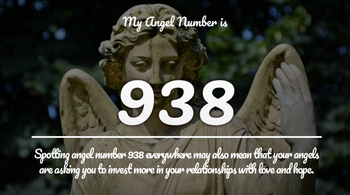 Angel Number 938 and its Meaning