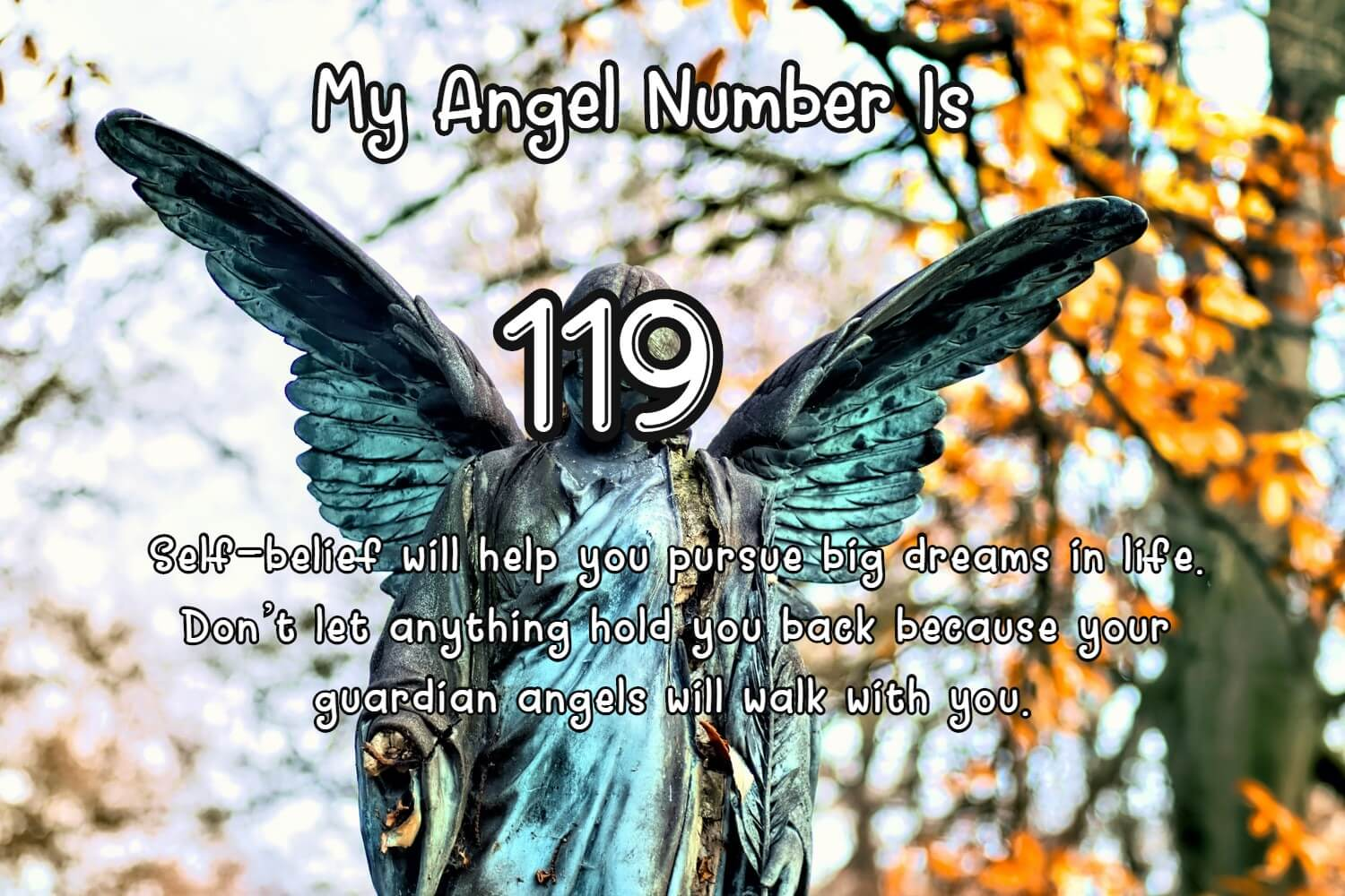 Angel Number 119 And Its Meaning