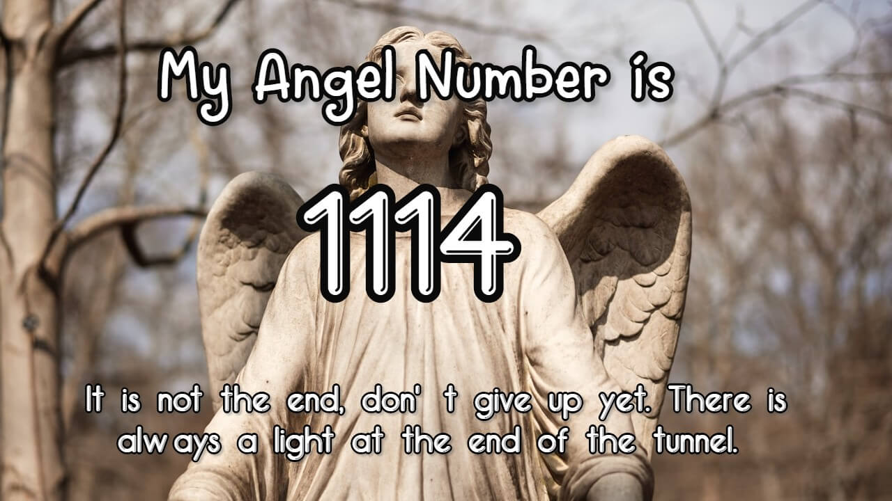Angel Number 1114 And Its Meaning