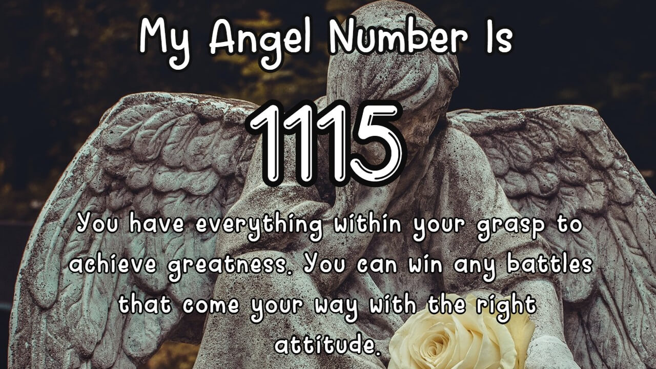 Angel Number 1115 And Its Meaning