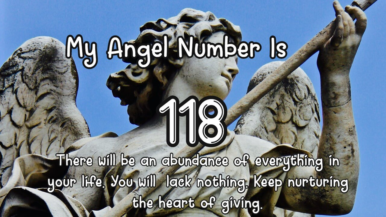 Angel Number 118 And Its Meaning