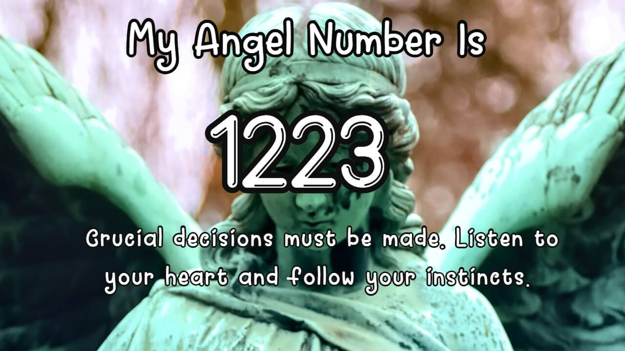 Angel Number 1223 and Its Meaning