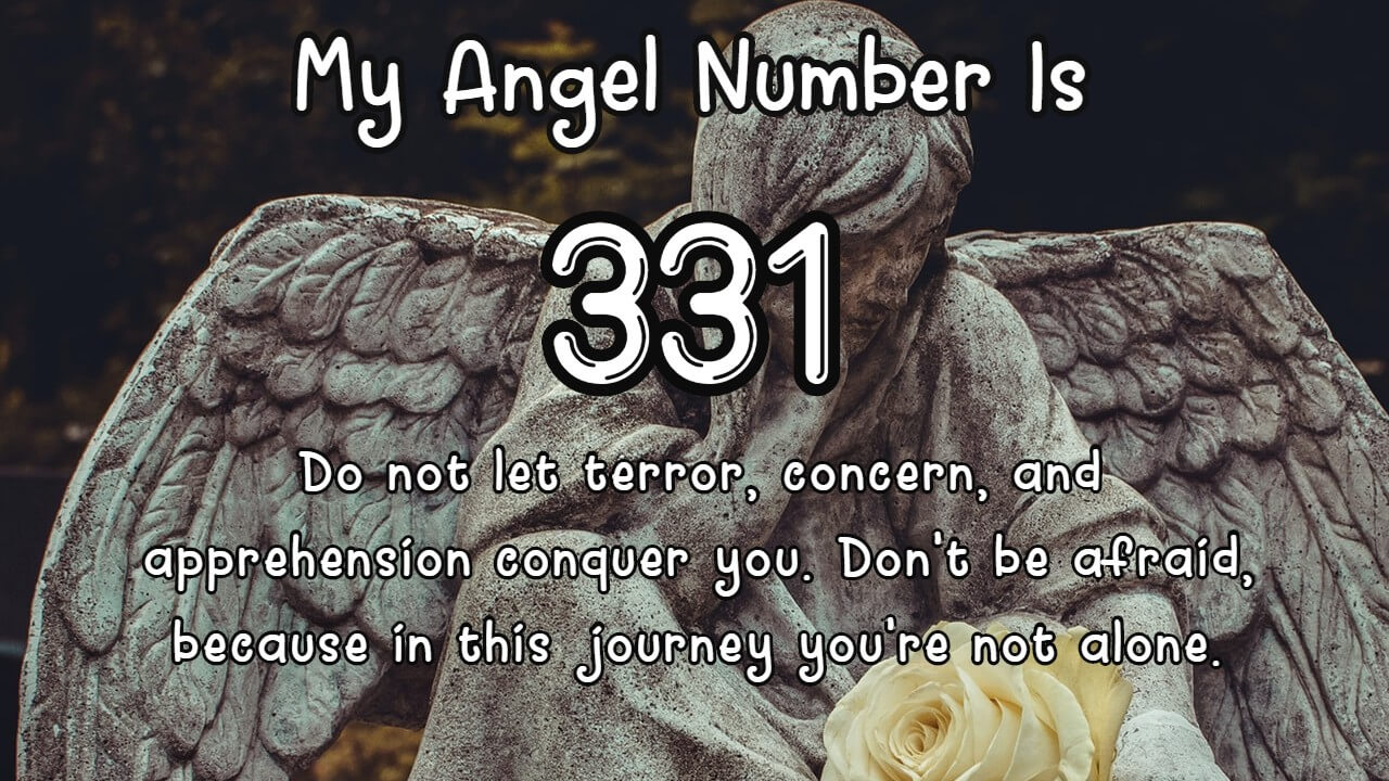 Angel Number 331 And Its Meaning