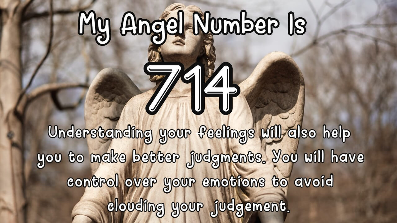 Angel Number 714 And Its Meaning