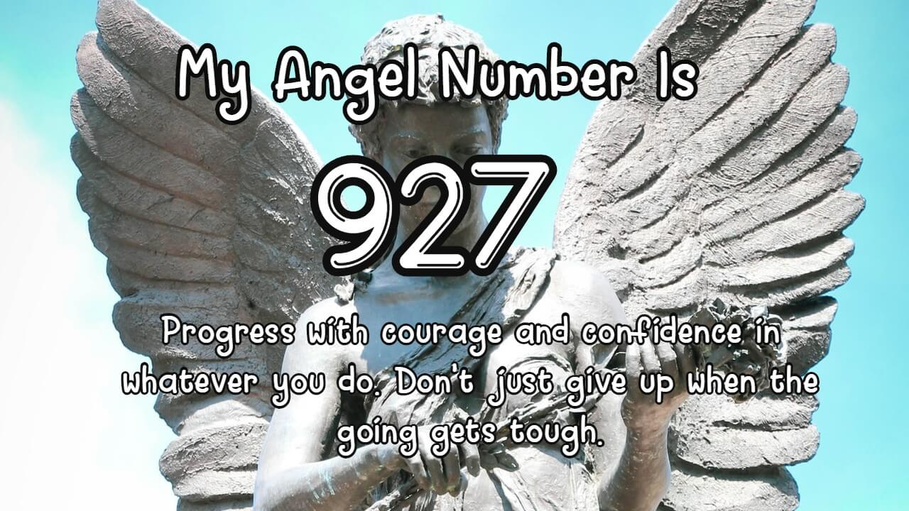 Angel Number 927 And Its Meaning