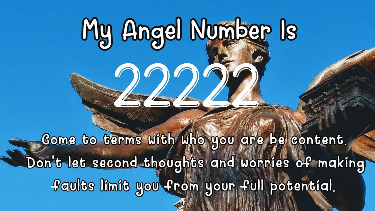 Angel Number 22222 And Its Meaning