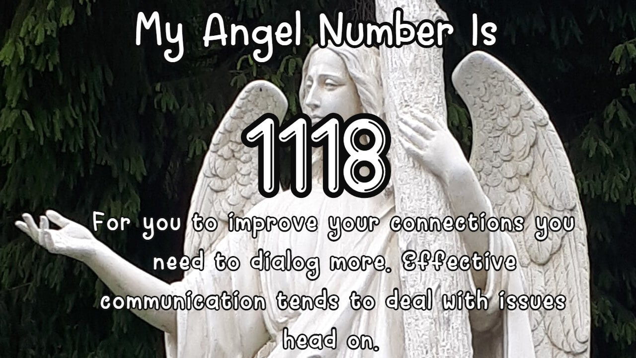 Angel Number 1118 And Its Meaning