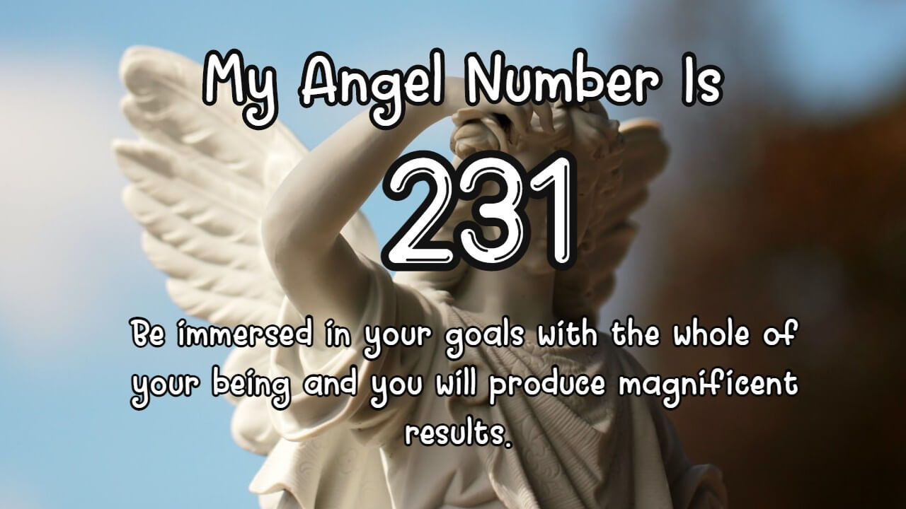 Angel Number 231 is there to grow you and take you to the next level of your life