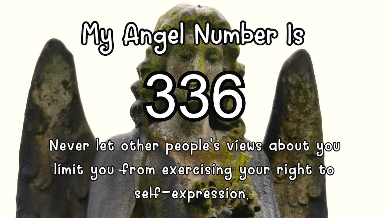 Angel Number 336 And Its Meaning