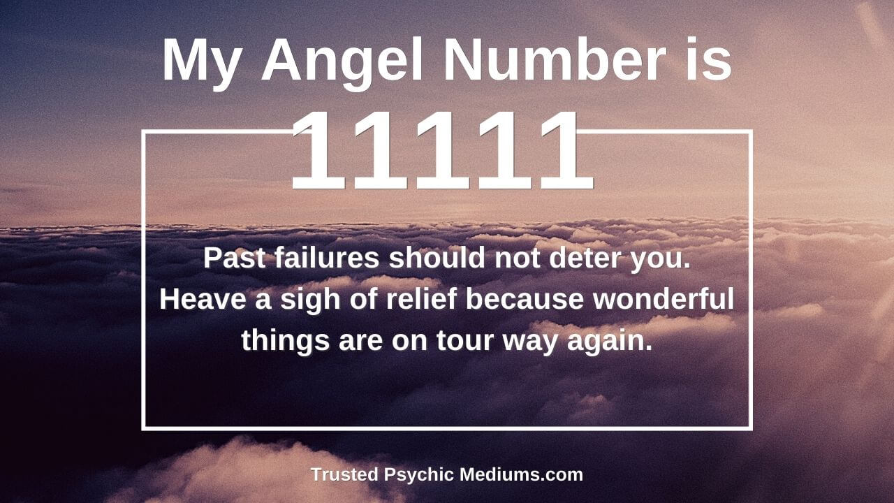 Angel Number 11111 And Its Meaning