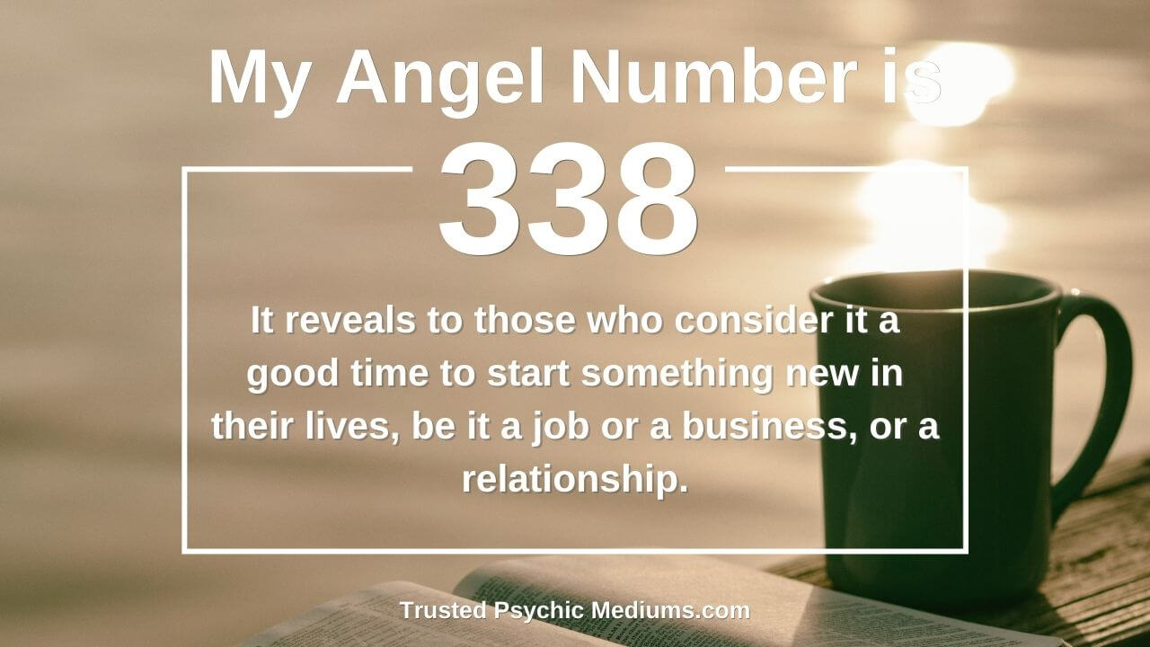 Keep seeing Angel Number 338 everywhere? This is what it means…